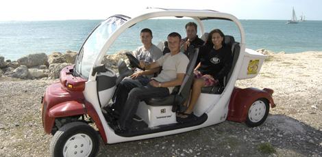 Electric Rental Cars Key West